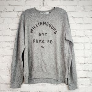 Project Social T Williamsburg sweatshirt
